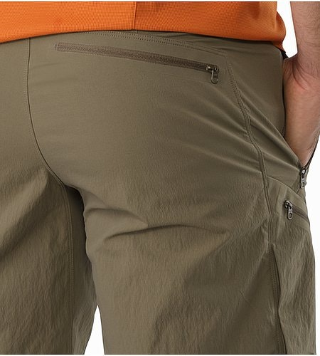 Palisade Short Quarry External Pocket Back