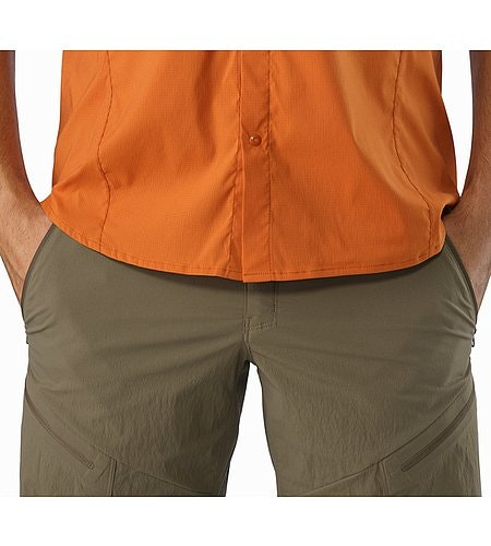 Palisade Short Quarry Hand Pockets