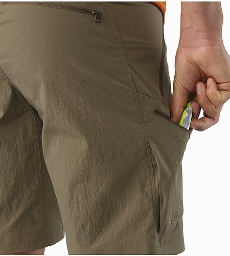 Palisade Short Quarry Oberschenkeltasche
