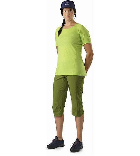 Parapet Capri Women's Creekside Front View