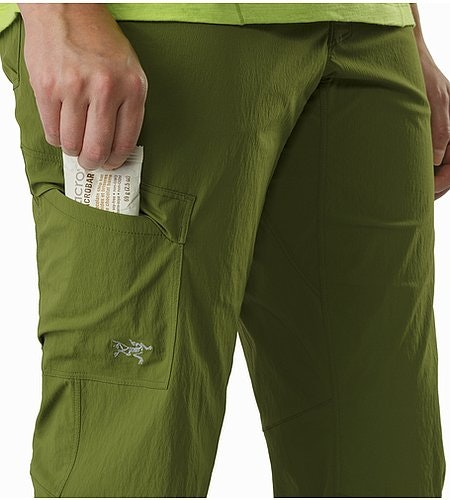 Parapet Capri Women's Creekside Thigh Pocket