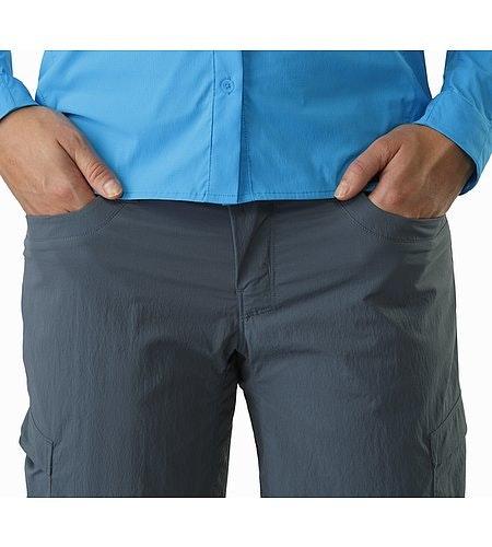 Parapet Long Women's Dark Masset Hand Pockets