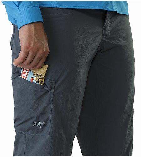 Parapet Long Damen Dark Masset Oberschenkeltasche