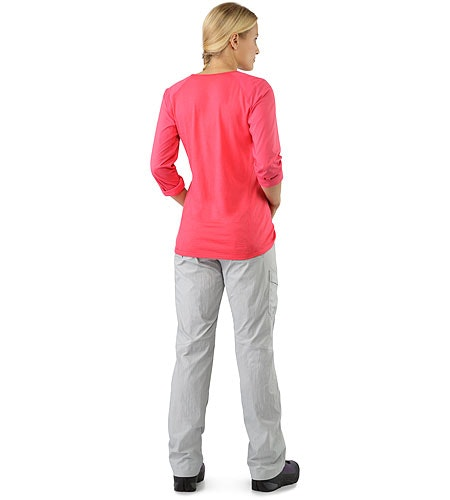Parapet Pant Women's Frost Back View