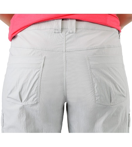 Parapet Pant Women's Frost External Pocket Back