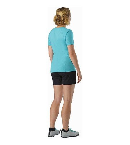 Parapet Short Women's Black Back view