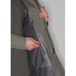 Partition AR Coat Clay Internal Security Pocket