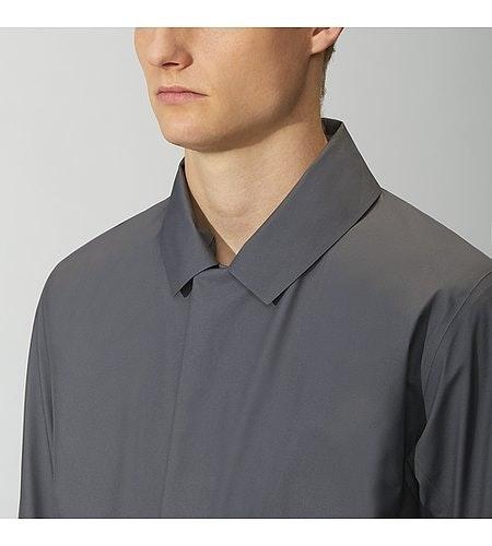 Partition LT Coat Ash Collar
