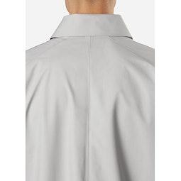 Partition LT Coat Vapor Back Collar