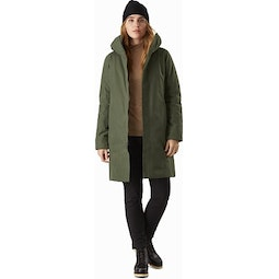 Patera Parka Women's Aeroponic Full View