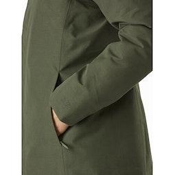 Patera Parka Women's Aeroponic Hand Pocket