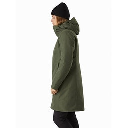 Patera Parka Women's Aeroponic Side View