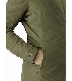 Patera Parka Women's Arbour Hand Pocket