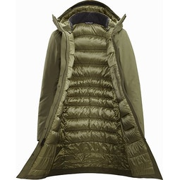 Patera Parka Women's Arbour Interior View