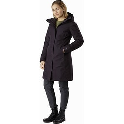 Patera Parka Women's Dimma Front View