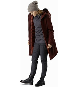 Patera Parka Women's Flux Front View