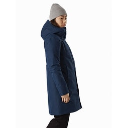 Patera Parka Women's Megacosm Side View