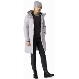 Patera Parka Women's Morganite Front View