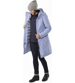 Patera Parka Women's Osmosis Front View