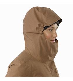 Patera Parka Women's Topi Hood Up