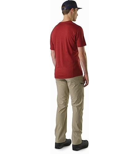 T-Shirt Pelion Comp MC Pompeii Vue de dos