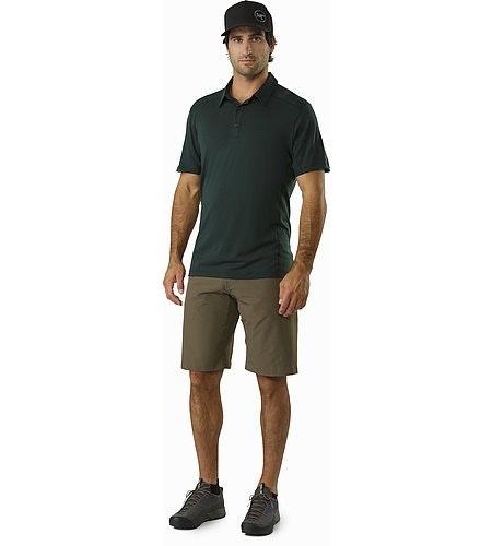 Pelion Polo Shirt Zevan Front View