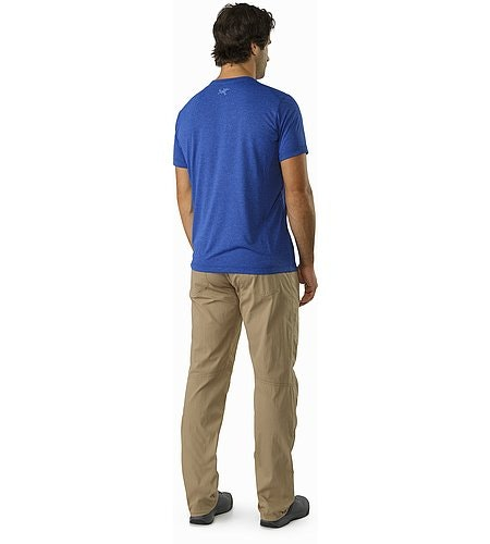 Pantalon Pemberton Ordos Vue de dos