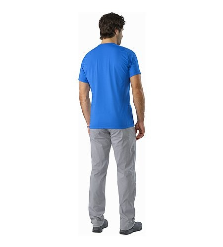 Pemberton Pant Smoke Back View