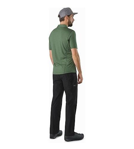 Pantalon Perimeter Black Vue de dos
