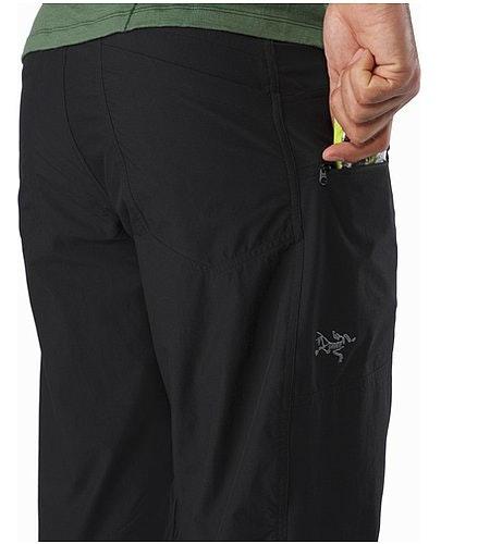 Pantalon Perimeter Black Poche sur la cuisse