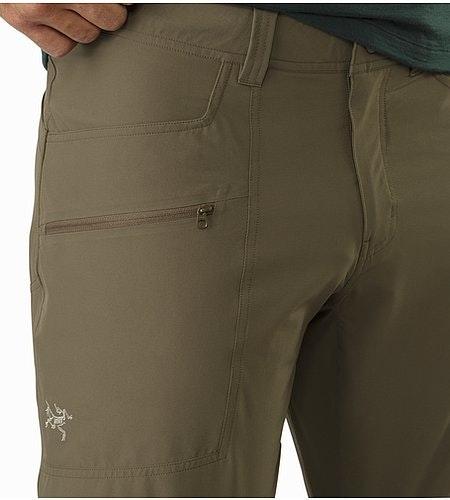 Perimeter Short Mongoose Thigh Pocket