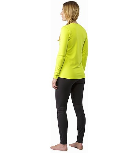 Phase AR Crew LS Women's Euphoria Back View