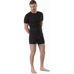 Phase SL Boxer Black Front View