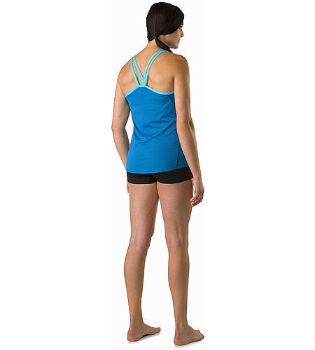 Phase SL Camisole Women's Macaw Back View