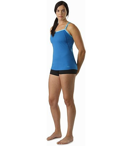 Phase SL Camisole Women's Macaw Front View