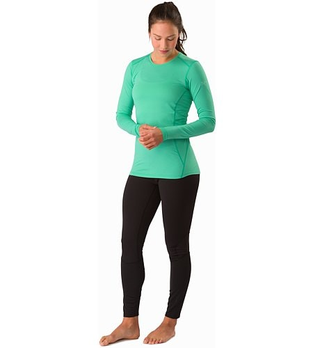 Phase SL Crew LS Women's Illucinate Front View