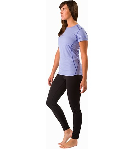 Phase SL Crew SS Women's Dreamscape Front View