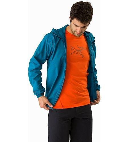 Phasic Evolution Crew Neck Shirt SS Trail Blaze Outfit