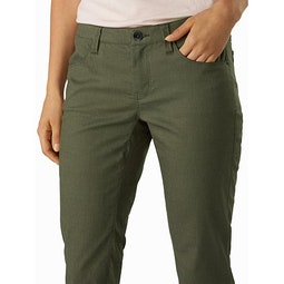 Phelix Pant Women's Dracaena Front Pocket