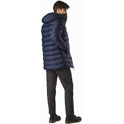 Piedmont Coat Exosphere Back View