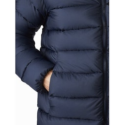 Piedmont Coat Exosphere Hand Pocket