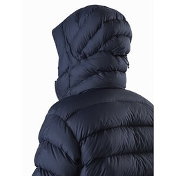 Piedmont Coat Exosphere Hood Up