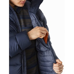 Piedmont Coat Exosphere Internal Security Pocket