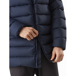 Piedmont Coat Exosphere Two Way Zipper