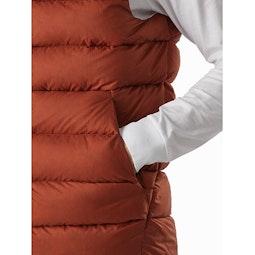 Piedmont Vest Sublunar Hand Pocket
