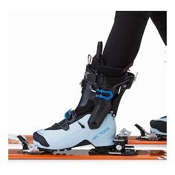 Procline AR Boot Women's Black 360 Rotating Cuff