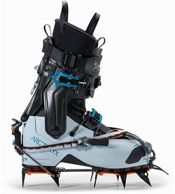 Procline AR Boot Women's Black With Crampons