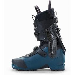 Procline AR Carbon Boot Black Internal Side View