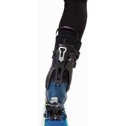 Procline AR Carbon Boot Black Lateral Rotation
