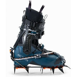 Procline AR Carbon Boot Black With Crampons